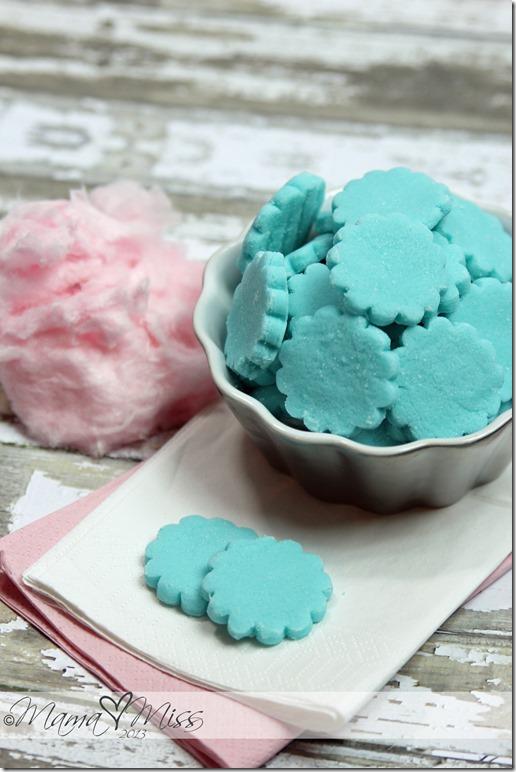 Cotton Candy Creme Melts @mamamissblog #cottoncandy