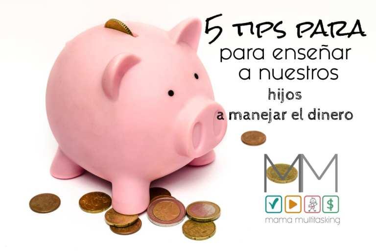 5 Tips para la educación financiera para niños
