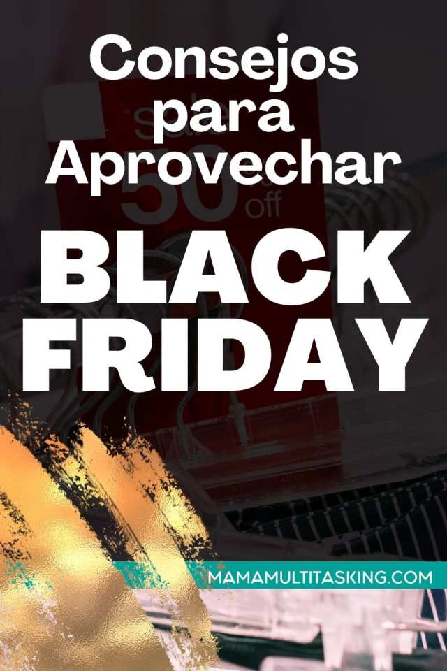 consejos Black Friday