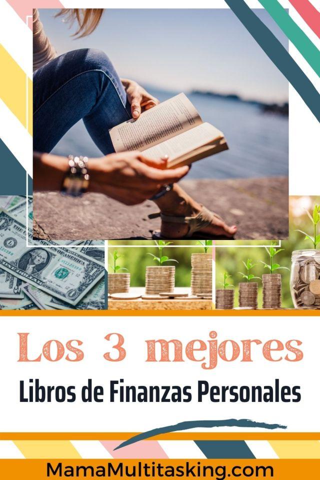 mejores libros finanzas personales pinterest