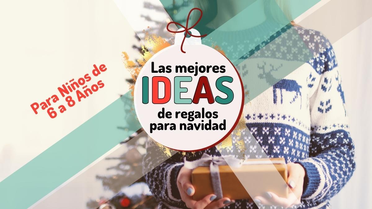 mejores ideas de regalos para navidad