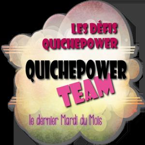 Macaron QuichePower LA TEAM!!!