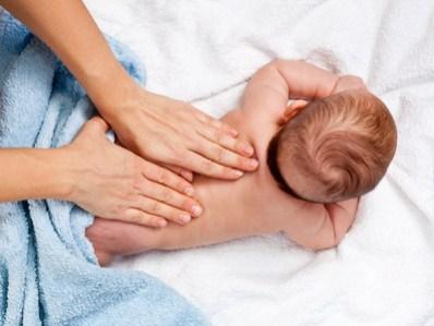 Baby back massage