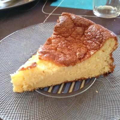 Gâteau bounty sans gluten