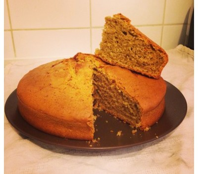 gâteau moelleux au café