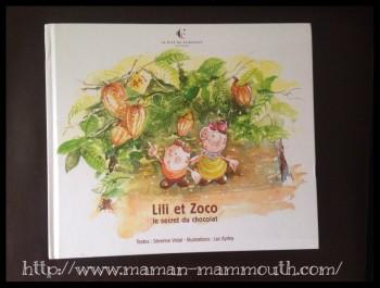 zoco et lili, le secret du chocolat