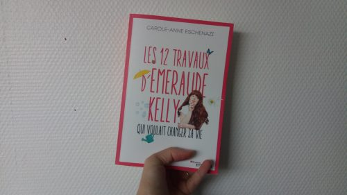 Les 12 travaux d'Emeraude Kelly