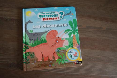 Livre sur les dinosaures