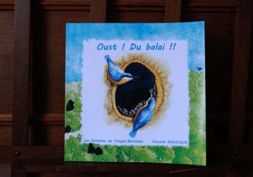 "Album jeunesse ""Oust ! Du balai !!"""