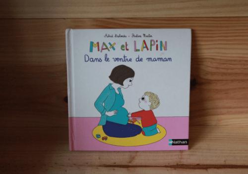Albums jeunesse Max et Lapin