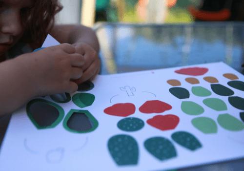 """Kit créatif """"mes cactus colorés"""" Pirouette Cacahouète"""