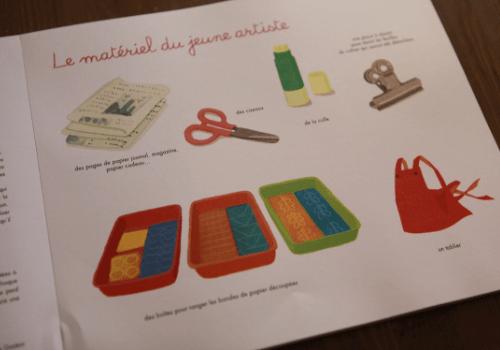 Activités créatives d'inspiration Montessori