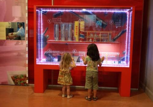 Musée Haribo à Uzès