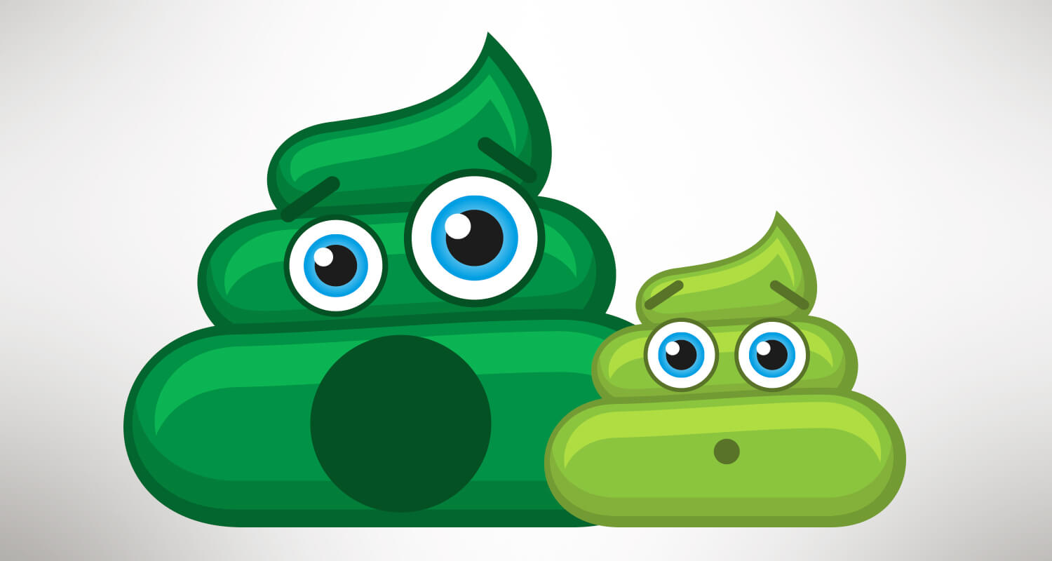 What is Your Green Poop Telling You About Your Health?