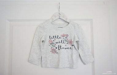 Tee shirt fleuris Primark