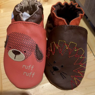 chaussons bebe robeez