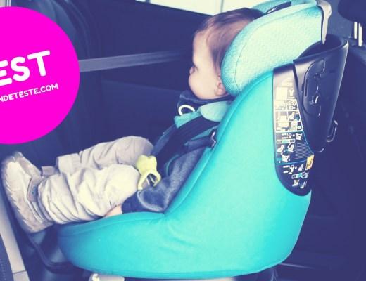 test avis maman déteste siège auto axissfix bébé confort