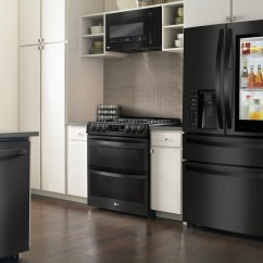 Lg Kitchen Appliance Packages Disposal Upgrade With Matte Black Mamanista And Today We Want To Share This Incredible Deal On The Appliances
