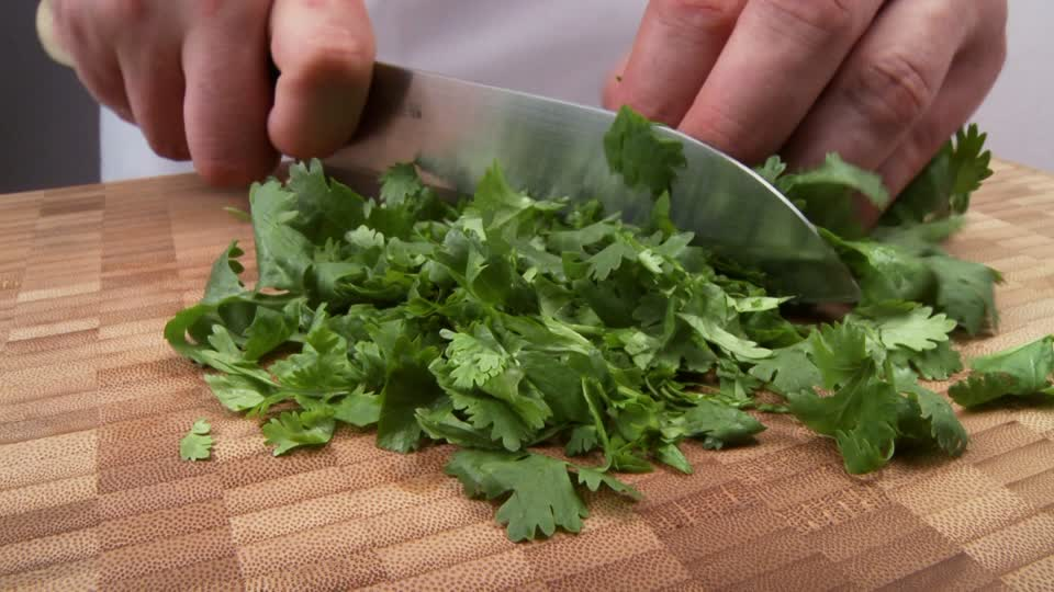 Coriander's culinary uses