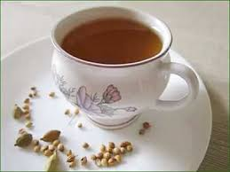 Coriander Seeds Tea
