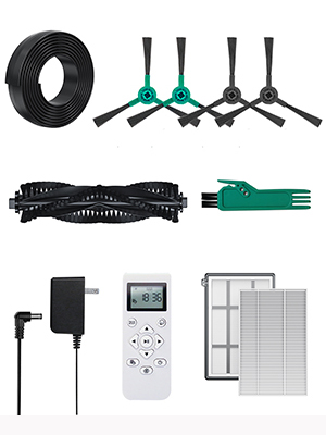 accessoires fournis Honiture Q5