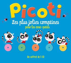Picoti - Les plus jolies comptines pour les tout-petits