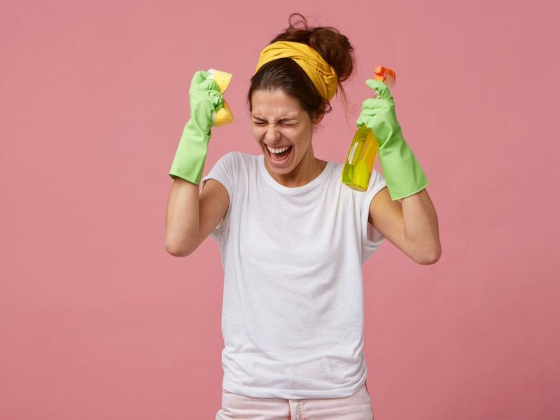 Pourquoi et comment vous devez revoir l'organisation de vos tâches ménagères