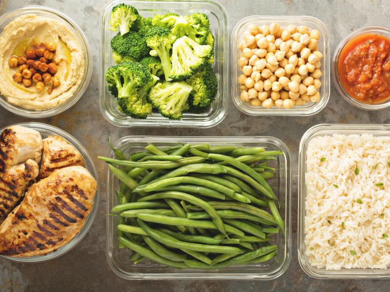 La méthode du batch-cooking et ses avantages