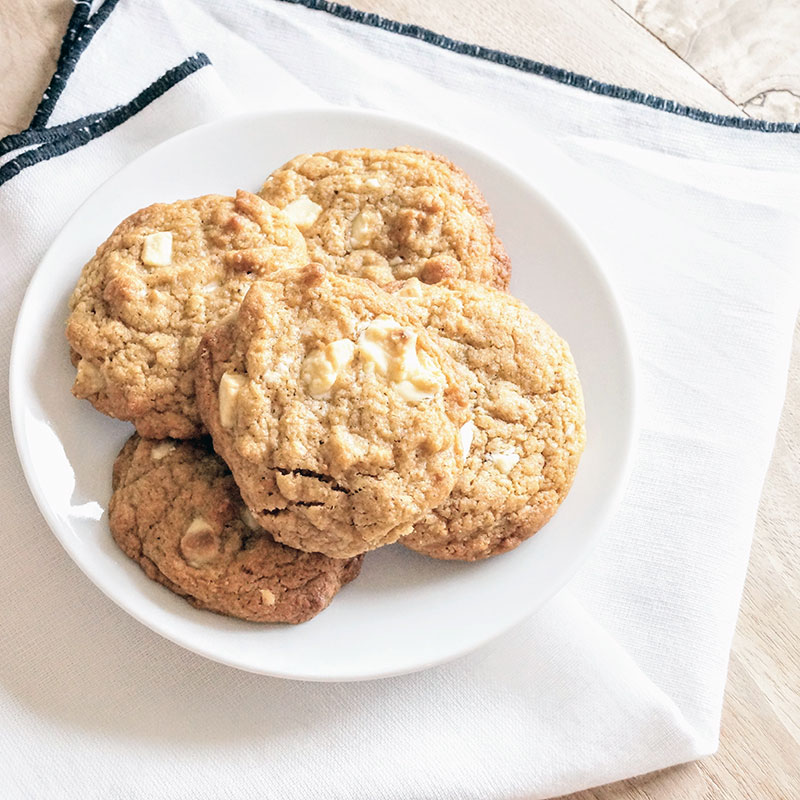 Cookies pour la cour de récré