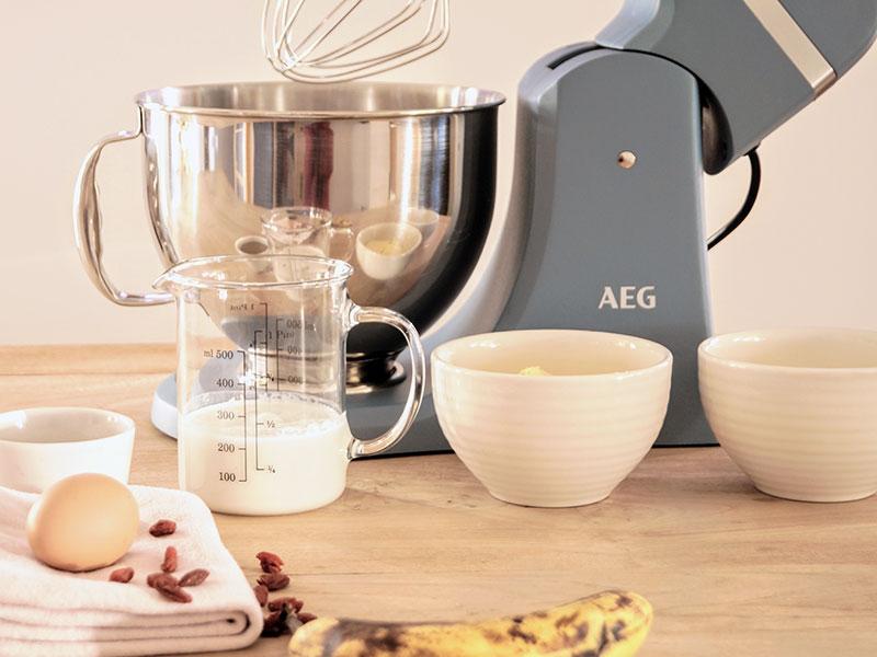 Robot pâtissier AEG