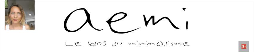 La chaîne Youtube de Carole de Aemi, le blog du minimalisme