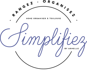 Le blog d'Armelle, home organiser à Toulouse