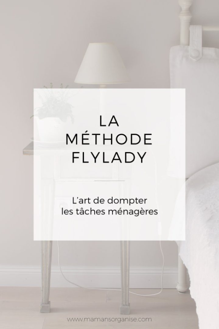 La Methode FlyLady Ou Lart Dapprivoiser Les Taches Menageres