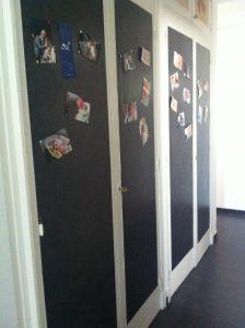 Un couloir plus accueillant