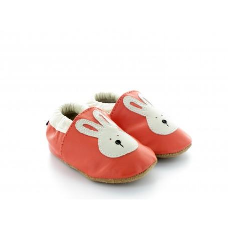 Fashion kids   On a testé les chaussons en cuir pour bébé LilooPop ... f983b2b41b52