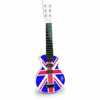 La guitare de bébé