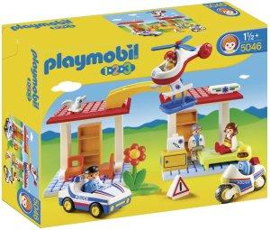 playmobil secouristes
