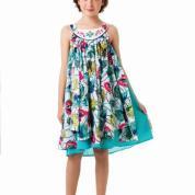 Catimini fête la robe : c'est déja l'été dans la garde robe des filles ! (Concours)