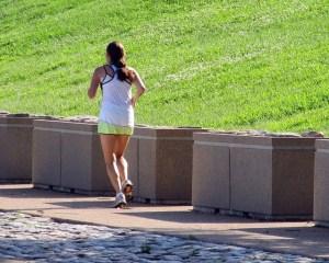 jogging femme remise en forme