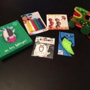 La mum box spéciale monsters : un super moment à partager en famille !