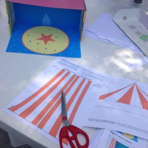 DIY histoire ré créative happy kits