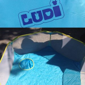 aire de jeu pop up 123 Soleil Ludi
