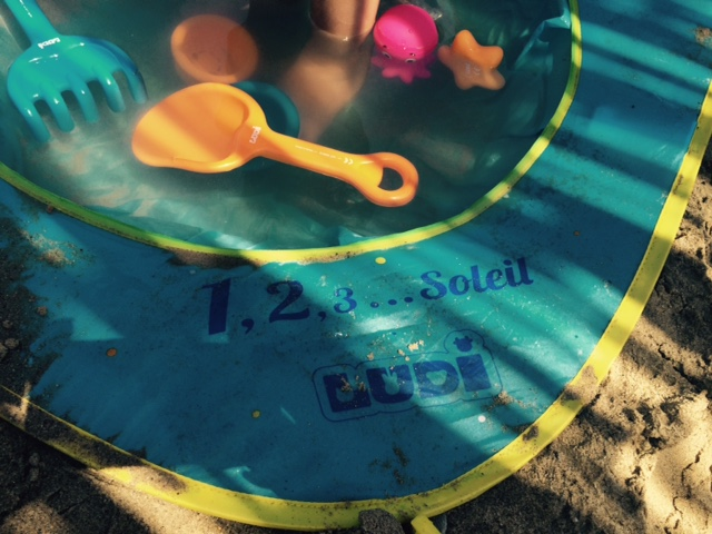 ludi plage piscine