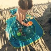La piscine de plage Ludi : ou comment passer ENFIN des journées tranquilles à la plage avec bébé ! ( concours)