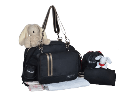 voyager en famille sac baby on board