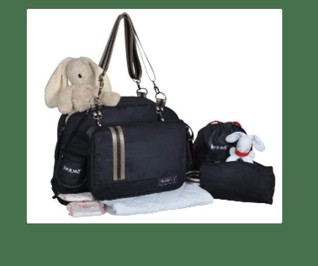 voyager en famille sac baby on board