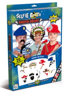 selfie booth héros