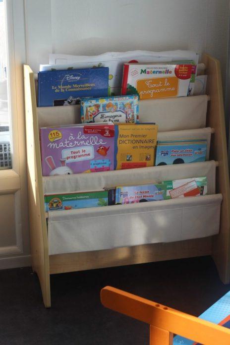 bibliothèque enfants Emo4kids