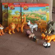A la découverte des animaux sauvages avec la nouvelle collection Altaya