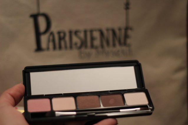 box beauté la parisienne palette